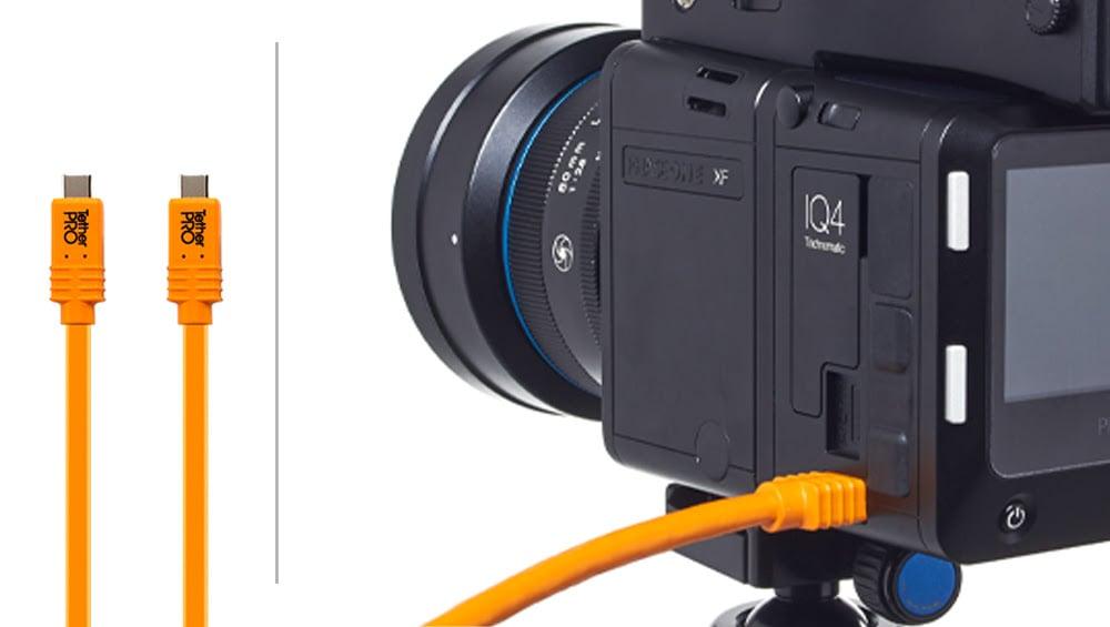 USB-C to USB-C para Phase One