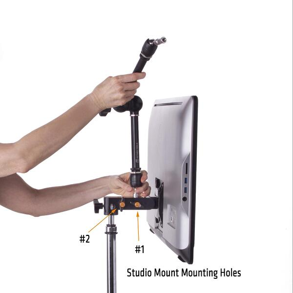Rock Solid Master Articulating Arm