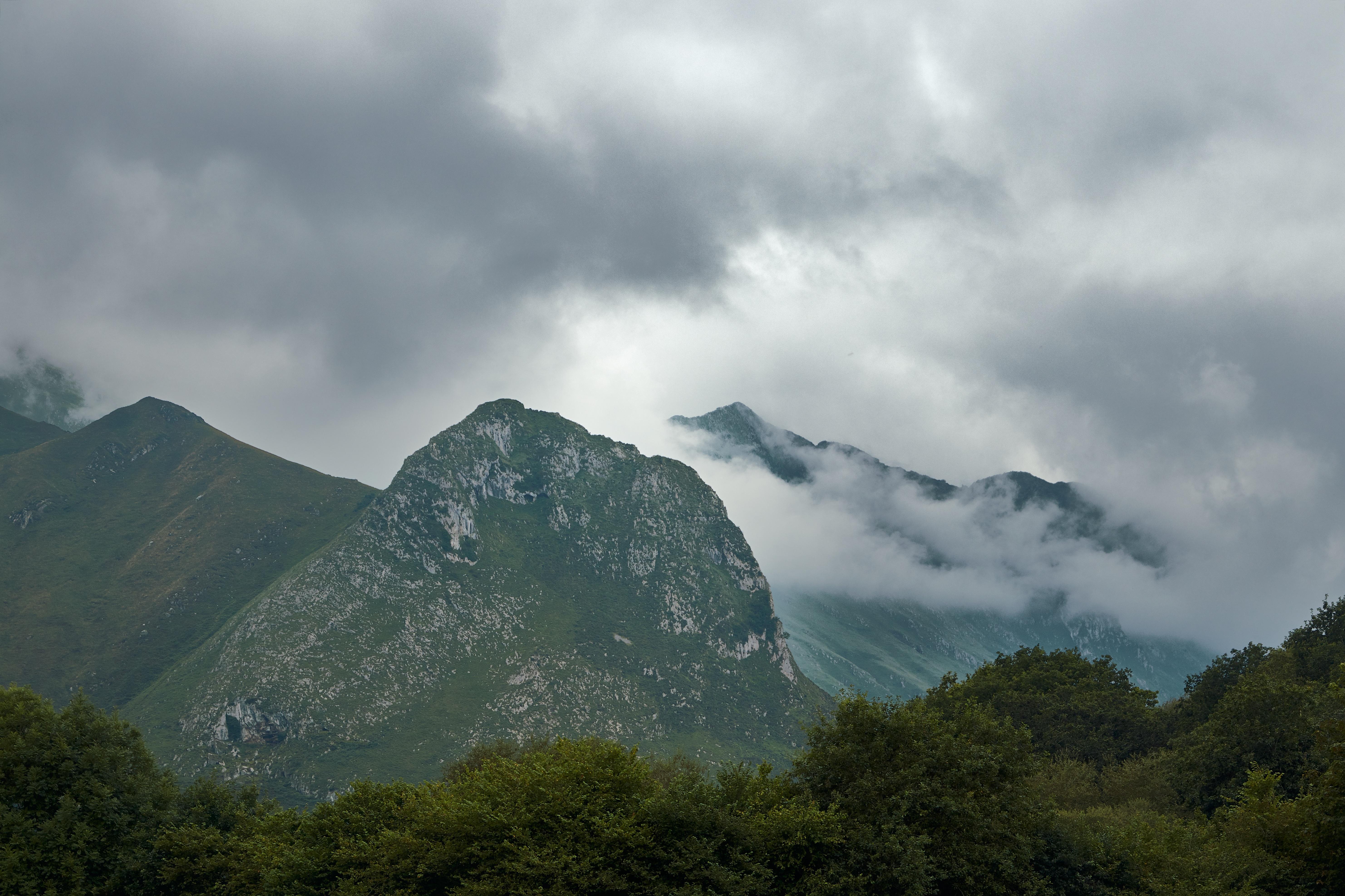 montañas despues